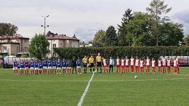 fot. facebook Grupy młodzieżowe MKS Kalwarianka Kalwaria Zebrzydowska