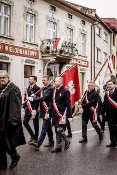 Obchody Święta Niepodległości 11 listopada 2019 r. - fot. Andrzej Famielec - Kalwaria 24 IMGP9845