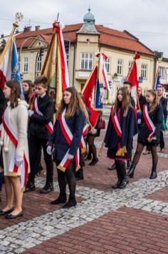 Obchody Święta Niepodległości 11 listopada 2019 r. - fot. Andrzej Famielec - Kalwaria 24 IMGP9859