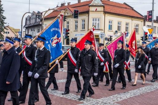 Obchody Święta Niepodległości 11 listopada 2019 r. - fot. Andrzej Famielec - Kalwaria 24 IMGP9866
