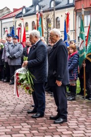 Obchody Święta Niepodległości 11 listopada 2019 r. - fot. Andrzej Famielec - Kalwaria 24 IMGP9935