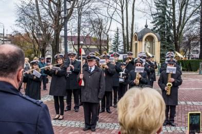 Obchody Święta Niepodległości 11 listopada 2019 r. - fot. Andrzej Famielec - Kalwaria 24 IMGP9983