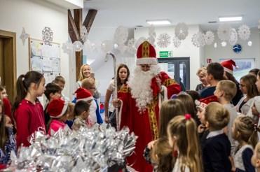 Mikołaj w Dolandii - 6 grudnia 2019 r. IMGP0624