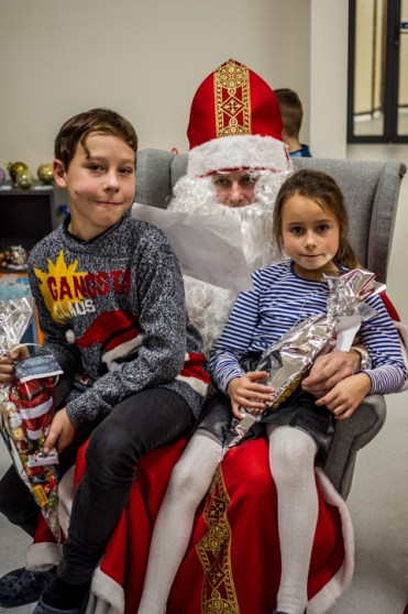 Mikołaj w Dolandii - 6 grudnia 2019 r. IMGP0856