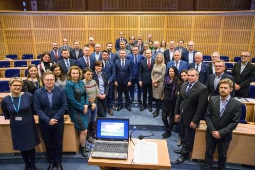 Rozpoczyna działalność Rada do spraw ekoMałopolski - fot. Biuro Prasowe UMWM