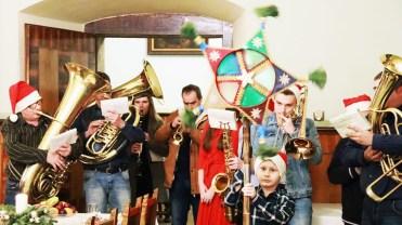 Kolęda Kalwaryjskiej Orkiestry w Sanktuarium - fot. Sanktuarium Pasyjno-Maryjne w Kalwarii Zebrzydowskiej