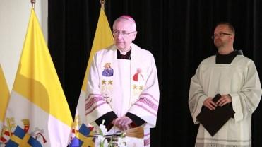 Biskupi Polscy z wizytą w Kalwarii - 15 czerwca 2020 r. - fot. o. Franciszek Salezy Nowak OFM