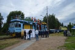 Inauguracja remontu linii kolejowej 117 - Wadowice 1 lipca 2020 r. - fot. Marcin Guzik | WadowiceOnline.pl