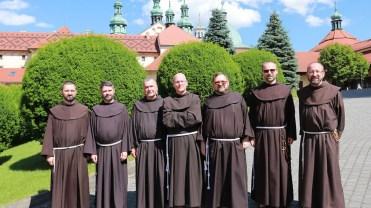Wybrano nowy Zarząd Prowincji OO. Bernardynów - lipiec 2020 r. - fot. o. Franciszek Salezy Nowak OFM | Biuro Prasowe Sanktuarium