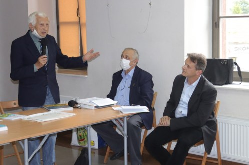 """Promocja książki - """"Historia Kalwarii Zebrzydowskiej w obrazach"""" - fot. Bogdan Szpila"""
