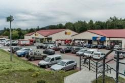 Nieszczęśliwy wypadek obok biedronki - 9 lipca 2020 - fot. Andrzej Famielec - Kalwaria 24 {Filename»}00980