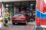 Nieszczęśliwy wypadek obok biedronki - 9 lipca 2020 - fot. Andrzej Famielec - Kalwaria 24 {Filename»}00988
