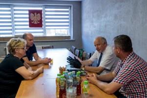 Rekonesans terenowy jednostek OSP - 27 lipca 2020 r. - fot. Andrzej Famielec - Kalwaria 24 -02339