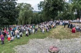 Procesja Wniebowzięcia NMP - 16 sierpnia 2020 r. - fot. Andrzej Famielec - Kalwaria 24-04500