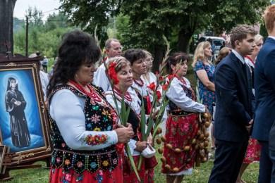 Procesja Wniebowzięcia NMP - 16 sierpnia 2020 r. - fot. Andrzej Famielec - Kalwaria 24-04516