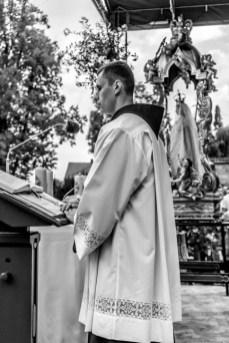 Procesja Wniebowzięcia NMP - 16 sierpnia 2020 r. - fot. Andrzej Famielec - Kalwaria 24-04524