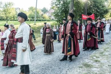 Procesja Wniebowzięcia NMP - 16 sierpnia 2020 r. - fot. Andrzej Famielec - Kalwaria 24-04654