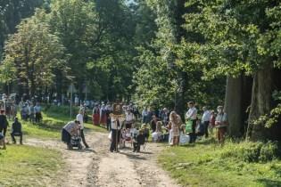 Procesja Wniebowzięcia NMP - 16 sierpnia 2020 r. - fot. Andrzej Famielec - Kalwaria 24-04746