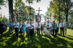 Procesja Wniebowzięcia NMP - 16 sierpnia 2020 r. - fot. Andrzej Famielec - Kalwaria 24-04774