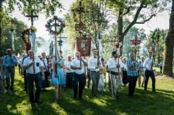 Procesja Wniebowzięcia NMP - 16 sierpnia 2020 r. - fot. Andrzej Famielec - Kalwaria 24-04778