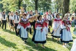 Procesja Wniebowzięcia NMP - 16 sierpnia 2020 r. - fot. Andrzej Famielec - Kalwaria 24-04816