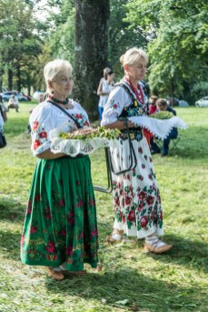 Procesja Wniebowzięcia NMP - 16 sierpnia 2020 r. - fot. Andrzej Famielec - Kalwaria 24-04910
