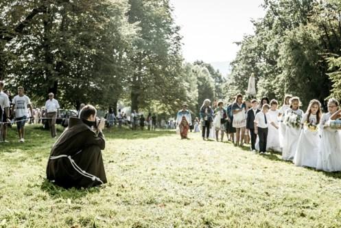 Procesja Wniebowzięcia NMP - 16 sierpnia 2020 r. - fot. Andrzej Famielec - Kalwaria 24-04925