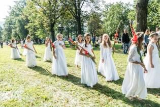 Procesja Wniebowzięcia NMP - 16 sierpnia 2020 r. - fot. Andrzej Famielec - Kalwaria 24-04937