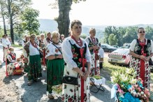 Procesja Wniebowzięcia NMP - 16 sierpnia 2020 r. - fot. Andrzej Famielec - Kalwaria 24-05055