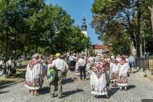 Procesja Wniebowzięcia NMP - 16 sierpnia 2020 r. - fot. Andrzej Famielec - Kalwaria 24-05064