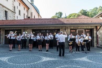 Procesja Wniebowzięcia NMP - 16 sierpnia 2020 r. - fot. Andrzej Famielec - Kalwaria 24-05095
