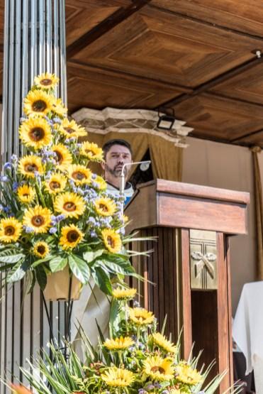 Procesja Wniebowzięcia NMP - 16 sierpnia 2020 r. - fot. Andrzej Famielec - Kalwaria 24-05168