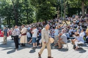 Procesja Wniebowzięcia NMP - 16 sierpnia 2020 r. - fot. Andrzej Famielec - Kalwaria 24-05194