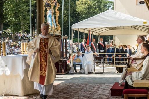 Procesja Wniebowzięcia NMP - 16 sierpnia 2020 r. - fot. Andrzej Famielec - Kalwaria 24-05300