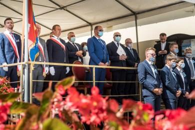 Procesja Wniebowzięcia NMP - 16 sierpnia 2020 r. - fot. Andrzej Famielec - Kalwaria 24-05340