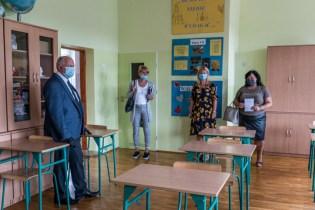 Rekonesans szkół podstawowych - 27 sierpnia 2020 r. - fot. Andrzej Famielec - Kalwaria 24-05983