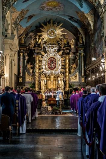 Pogrzeb Kardynała Mariana Jaworskiego - 11 września 2020 r. - fot. Andrzej Famielec - Kalwaria 24-06534