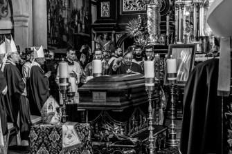 Pogrzeb Kardynała Mariana Jaworskiego - 11 września 2020 r. - fot. Andrzej Famielec - Kalwaria 24-06649