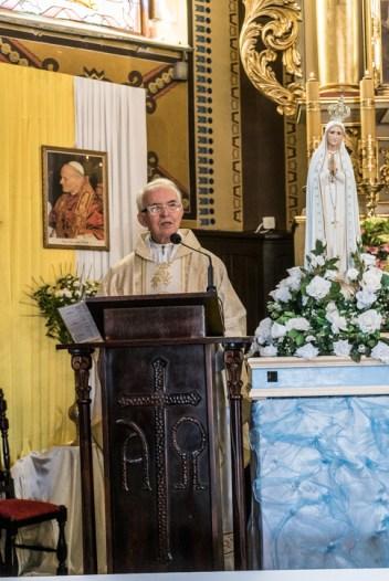 Uroczystość św. Jana Pawła II - Patrona miasta Kalwaria Zebrzydowska - 22 października 2020 r.- fot. Andrzej Famielec - Kalwaria 24-08807