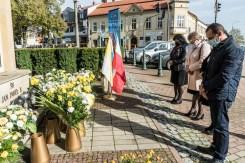 Uroczystość św. Jana Pawła II - Patrona miasta Kalwaria Zebrzydowska - 22 października 2020 r.- fot. Andrzej Famielec - Kalwaria 24-08994-2