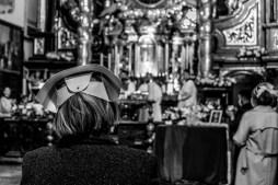 Wpowadzenie relikwii bł. Hanny Chrzanowskiej do Sanktuarium Kalwaryjskiego - 7 października 2020 r.- fot. Andrzej Famielec - Kalwaria 24-08697-2