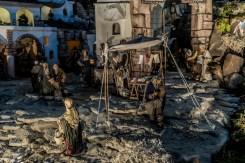 Kalwaryjska Szopka Bożonarodzeniowa - 29 grudnia 2020 r.- fot. Andrzej Famielec - Kalwaria 24-00634