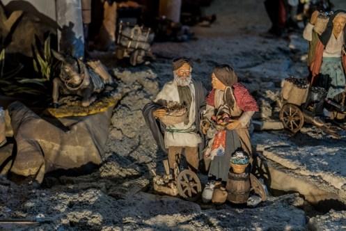 Kalwaryjska Szopka Bożonarodzeniowa - 29 grudnia 2020 r.- fot. Andrzej Famielec - Kalwaria 24-00636