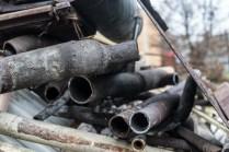 Rekonesans z wymiany pieca na gazowy - 17 grudnia 2020 r.- fot. Andrzej Famielec - Kalwaria 24-00205