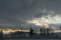 Smog w Kalwarii - 4 grudnia 2020 r.- fot. Andrzej Famielec - Kalwaria 24-09864
