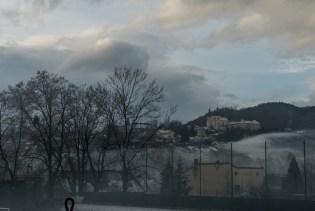 Smog w Kalwarii - 4 grudnia 2020 r.- fot. Andrzej Famielec - Kalwaria 24-09866