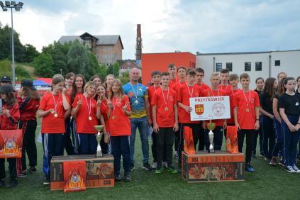 Wojewódzkie Zawody Sportowo Pożarnicze OSP i MDP w Wieliczce - 26 czerwca 2021 r. - fot. facebook OSP Przytkowice