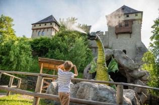 Park Miniatur w Inwałdzie - fot. materiały prasowe