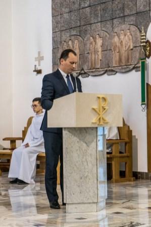 30 lecie Rodziny Kolpinga w Stanisławiu Górnym - 9 lipca 2021 r. - fot. Andrzej Famielec - Kalwaria 24-05946