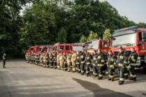 Gminne ćwiczenia OSP - 13 lipca 2021 r. - fot. Andrzej Famielec - Kalwaria 24-06825